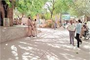 youth killed by shooting at rewari bus stand due to rage
