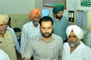 retired ssp grewal on 3 days police remand