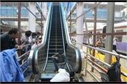 escalator facility will be open at jammu railway station