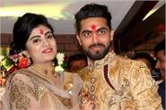 ravindra jadeja wife riva physically assaulted by police constable