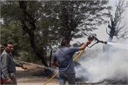 fire in pathankot
