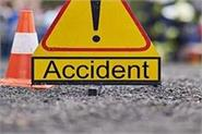 2 injure in road accident