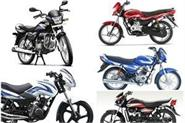 top 5 best mileage bikes in india