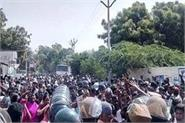 9 people killed during the protest in tamilnadu