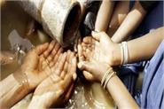 drinking water schemes gasp from dry govt called emergency meeting