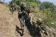 j k encounter in bandipora two terrorists have been killed so far
