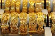 gold under global pressure at two week low
