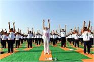 the economy of the country will not improve with yoga congress