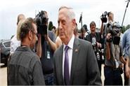us defense minister will visit china on south china sea tension