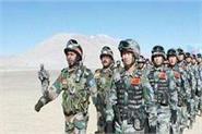 china military drills in tibet