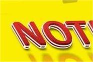 notice to 4 medical stores in kangra una