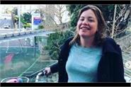 new zealand lawmaker cycles to hospital to give birth