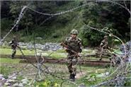 bsf jawan killed in ramgarh sector by pak rangers