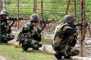 pakistan violates ceasefire death of a young man in firing