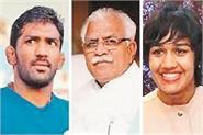bjp s eye on opposition s  political loot  in haryana