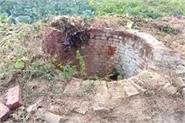 woman commit suicide by jumping into well with 3 children