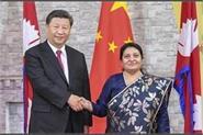 china nepal upgrade ties