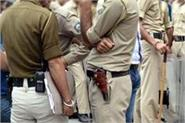 fight with police personnel in ropar