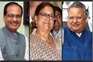 shah gave new responsibility to shivraj raman and vasundhara