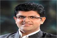 dushyant chautala re elected cttf chairman post