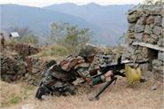 j k pakistan violated ceasefire in poonch sector along the loc