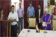 pramod sawant becomes governor of goa