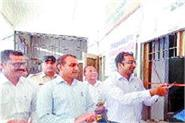 touch screen kiosk machine will help voters dr garg