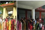 voting on himachal 4 lok sabha seat