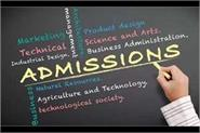 students entering 12th pass in arts subject will also be admitted to bca