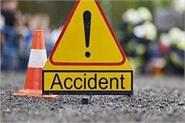 girl deah in road accident