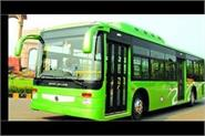 dtc bus service between gurgaon and delhi stalled due to farmer agitation