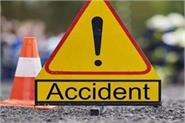 car driver dies in road accident
