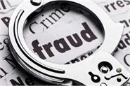 fake id on 2 policemen 45 lakh fraud case filed