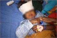vehicle hit 6 year old girl injured