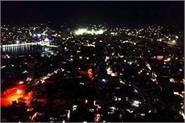photo of the city changed at 9 pm due to modi s appeal