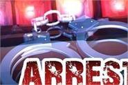 drug peddler arrested in jammu