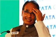 tension in bjp about angry leaders cm shivraj is calling himself