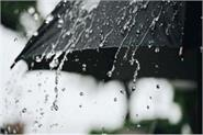 weather report rain may occur in many places tomorrow