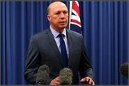 australia minister warns foreign journalists amid china spat