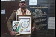 asi honors haryana police for bringing smiles families of missing children