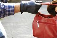bike rider escaped after snatching woman s bag police registered a case