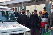 deputy commissioner inaugurates road safety campaign in kullu district