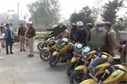 cheetah riders force posted in kurukshetra