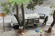 ambani suv case bizman wrote of police harassment to maharashtra cm
