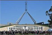obscene acts  in australia s parliament