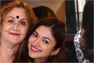 bahu hamari rajnikant fame ridhima pandit emotional post on mother death