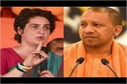 priyanka accuses yogi adityanath of being irresponsible during the corona crisis