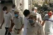 police arrested three accused in satnam s murder case