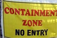 3 houses declared mini containment zone restrictions removed in 32
