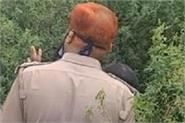 dead body of youth found in bushes murder case registered